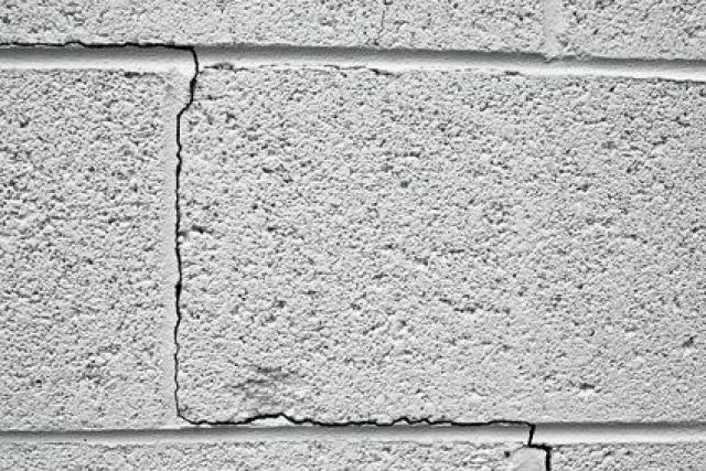 Fissure Mur Exterieur Parpaing