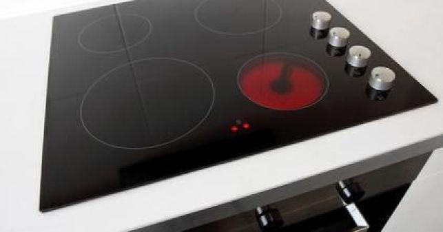 Fonctionnement d'une plaque de cuisson vitrocéramique