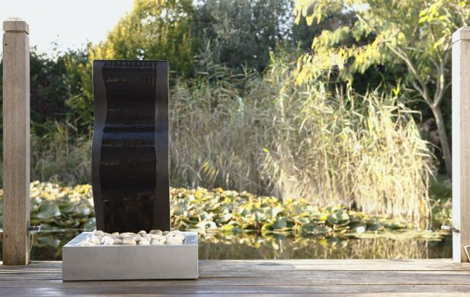 Fontaine par Leroy Merlin © Leroy Merlin
