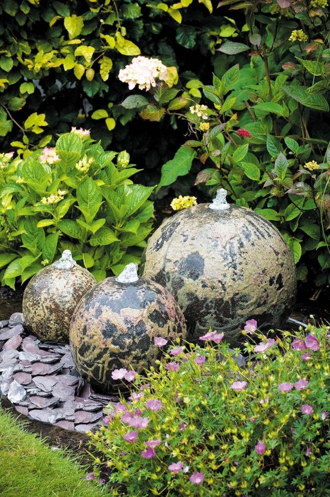 Notre s lection des plus belles fontaines fontaine - Fontaine interieur jardiland ...