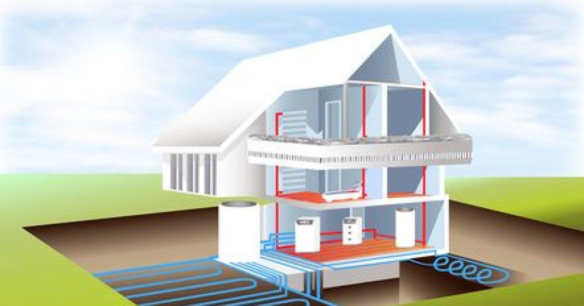 La g othermie domestique comment utiliser la g othermie pour chauffer une m - Comment fonctionne la geothermie ...