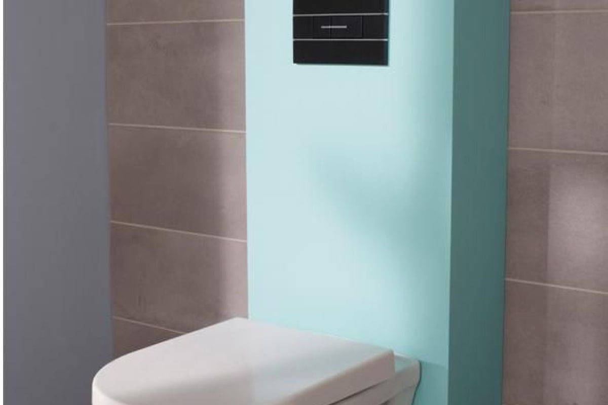 Habillage Du Bati Support Des Toilettes Wc