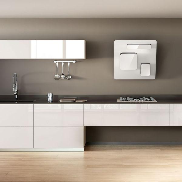 hotte feel par elica. Black Bedroom Furniture Sets. Home Design Ideas