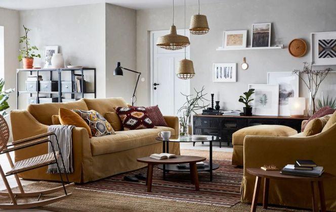 Idées déco pour votre salon© Ikea