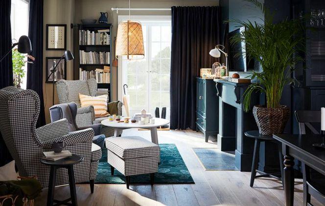 Idées déco pour votre salon © Ikea