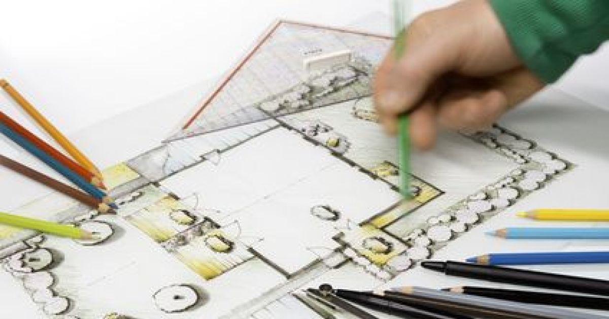 imaginer et dessiner son jardin. Black Bedroom Furniture Sets. Home Design Ideas