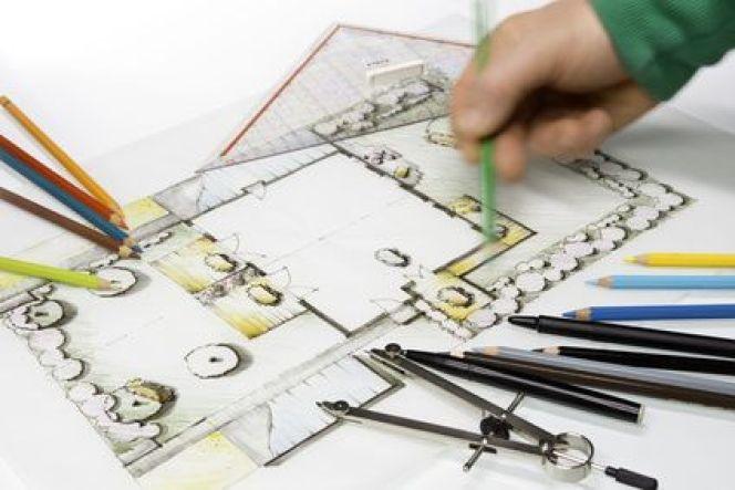 Imaginer et dessiner son jardin for Dessiner plan jardin