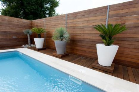 Installer une piscine sur un toit-terrasse
