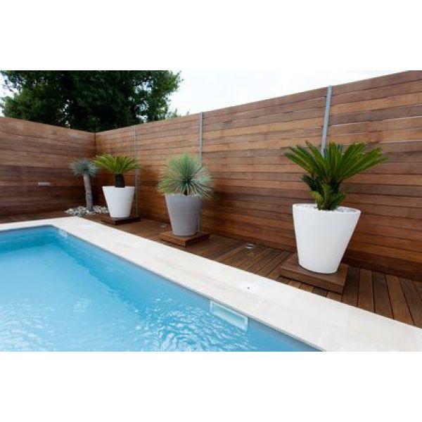 installer une piscine sur un toit terrasse