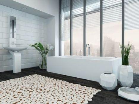 Installer une verri re dans la salle de bains - Installer une verriere ...