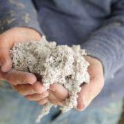 Isolation avec laine de chanvre