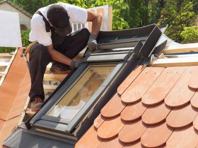 Isolation d'une toiture par l'extérieur
