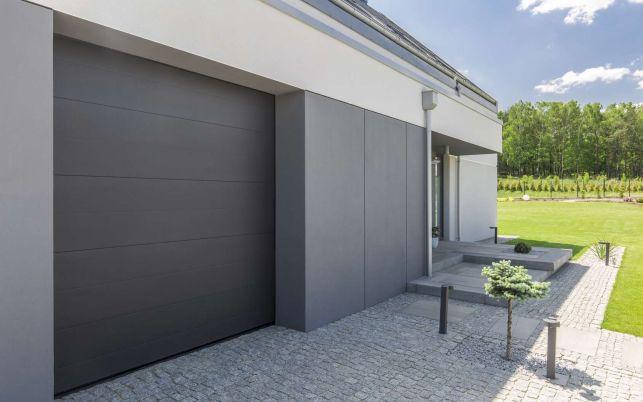 Joints de porte de garage : latéral, bas, seuil, vertical