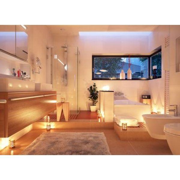 L clairage de votre salle de bain conseils et infos for Eclairage dans salle de bain