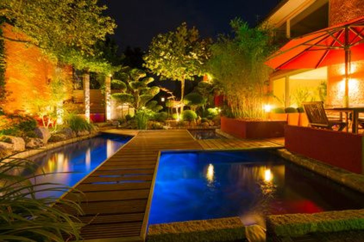 Eclairage De Terrasse Sur Pied l'éclairage extérieur : embellir son jardin grâce aux