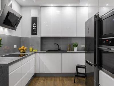 L'emplacement du triangle d'activités dans la cuisine