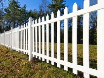 L'entretien d'une clôture
