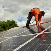 L'entretien des panneaux photovoltaïques