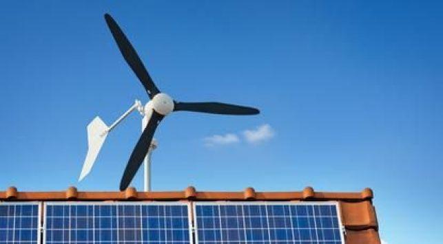 L'éolienne de toit