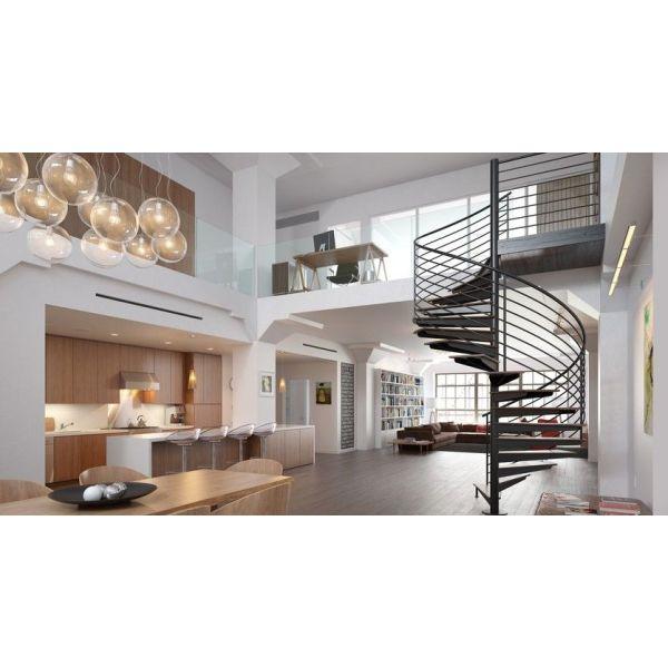 L 39 escalier en colima on un escalier design en forme de spirale - L escalier en colimacon ...