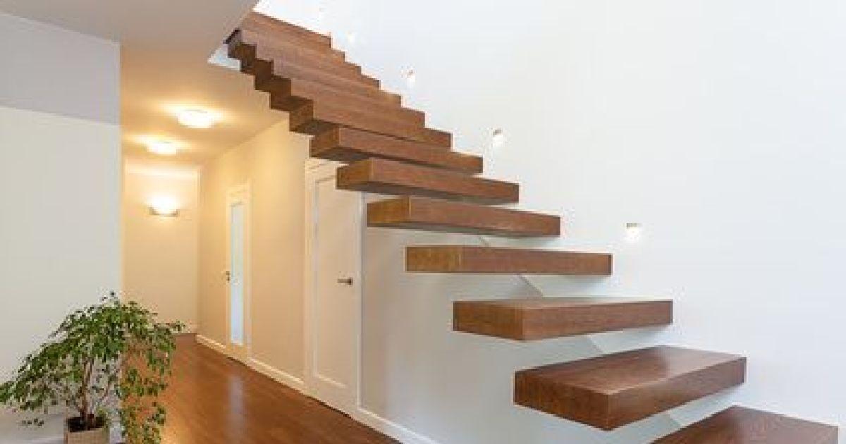L escalier suspendu - Escalier flottant prix ...