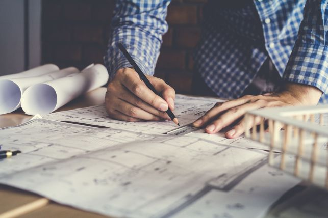 L'étude technique du projet de construction