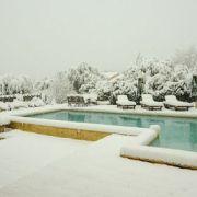 L'hivernage d'une piscine