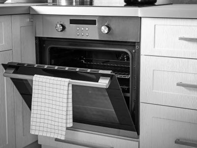 L'installation d'un four de cuisine