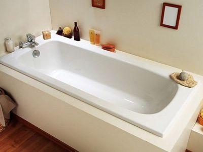 La baignoire à encastrer