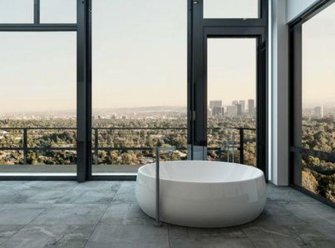 La baignoire ronde