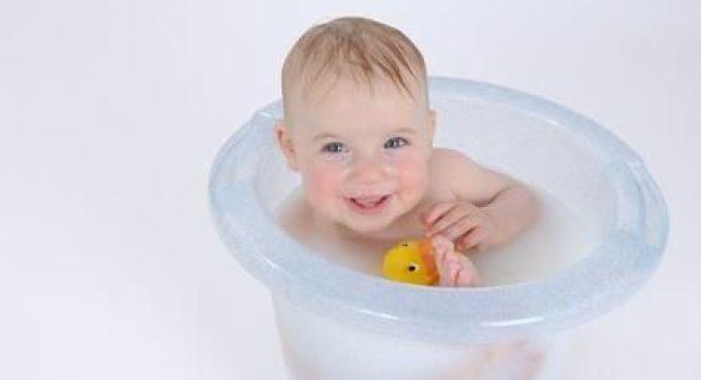 La baignoire Shantala : conçue spécialement pour les bébés