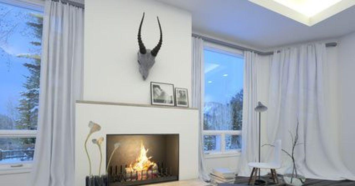 Plan Cheminée Foyer Ouvert Pdf : La cheminée à foyer ouvert décorative utile et tendance
