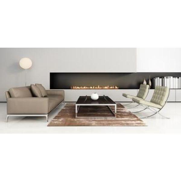 la chemin e lectrique installation et avantages de ce type de chemin e. Black Bedroom Furniture Sets. Home Design Ideas
