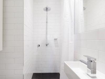 La colonne de douche