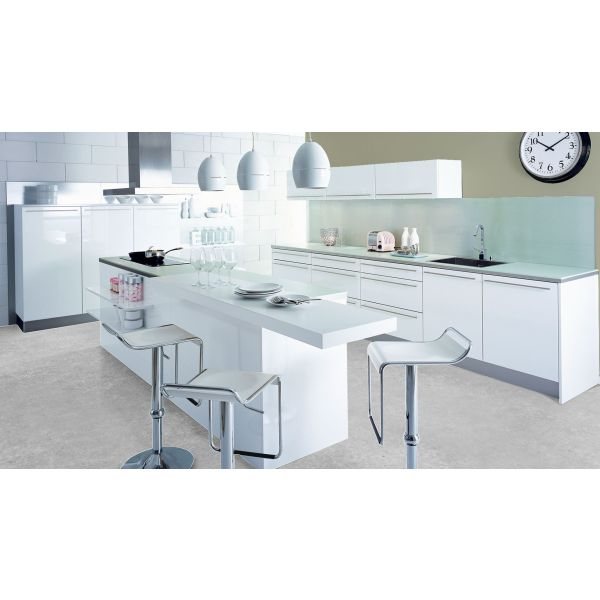 la cuisine blanche par cuisinella with plan de travail cuisine cuisinella. Black Bedroom Furniture Sets. Home Design Ideas