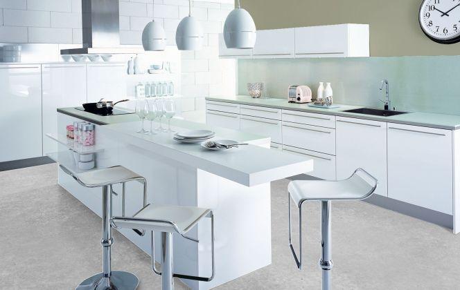 La cuisine blanche par Cuisinella © Cuisinella