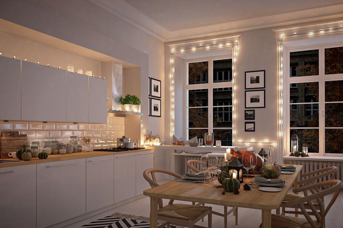 Modèle De Cuisine Ouverte la cuisine ouverte : caractéristiques et agencements