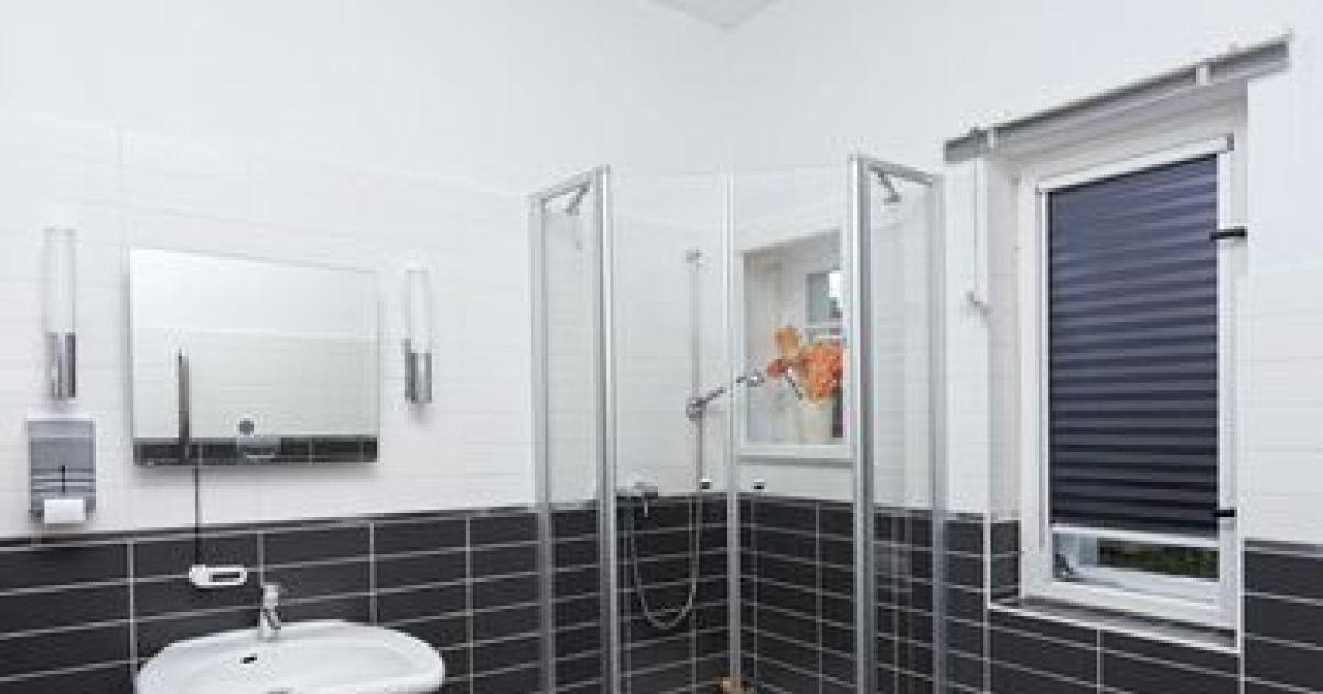 La douche d'angle : variétés, modèles, avantages, installation de ...