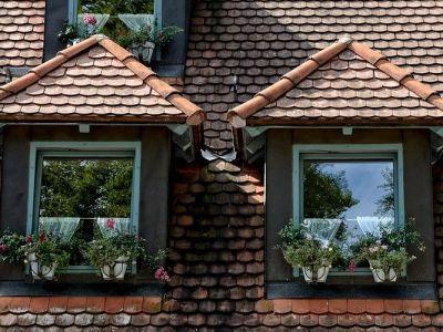 La fenêtre lucarne