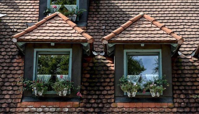 La fenêtre lucarne (ou chien assis)