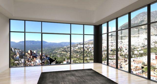 La fenêtre panoramique