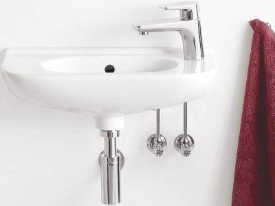 Le lavabo de type lave-mains pour salle de bain