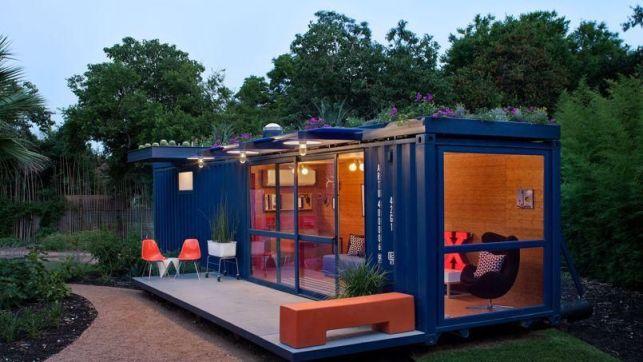 La maison container : un concept original