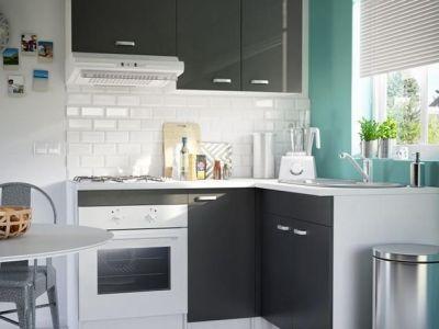 La mini cuisine, pour les petits espaces