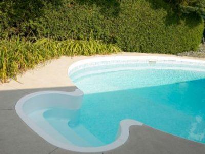 La piscine coque