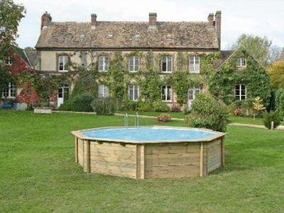 La piscine hors-sol