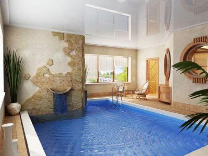 La piscine intérieure : les aménagements nécessaires
