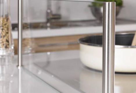 La protection anti-éclaboussures pour cuisine