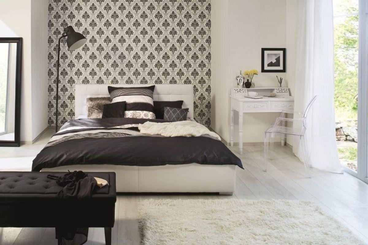 Chambre Gris Anthracite Et Blanc la tendance noir et blanc en déco