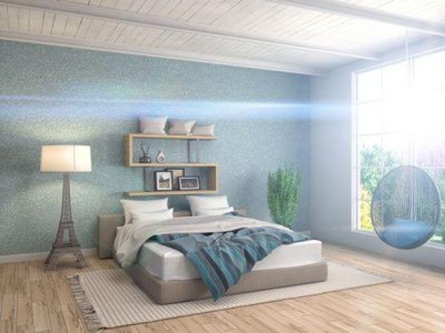 La tête de lit avec rangement